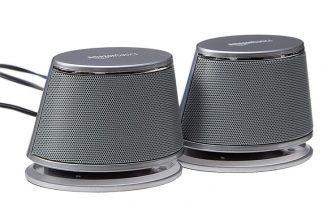 AmazonBasics Test et Avis : Des enceintes PC de qualité et pas chères ?